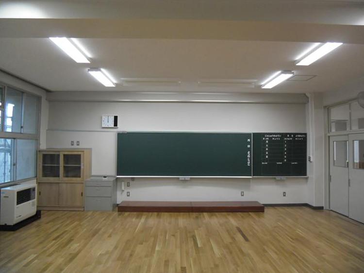 垂井町立府中小学校様【耐震】