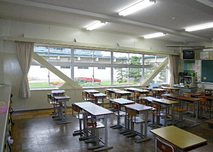 養老町立高田中学校様【耐震】