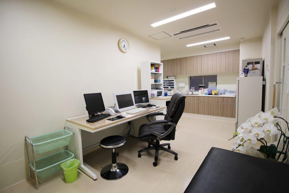 河合内科医院様【設計施工・新築】
