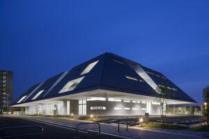 北方町新庁舎【竣工写真】アップしました!
