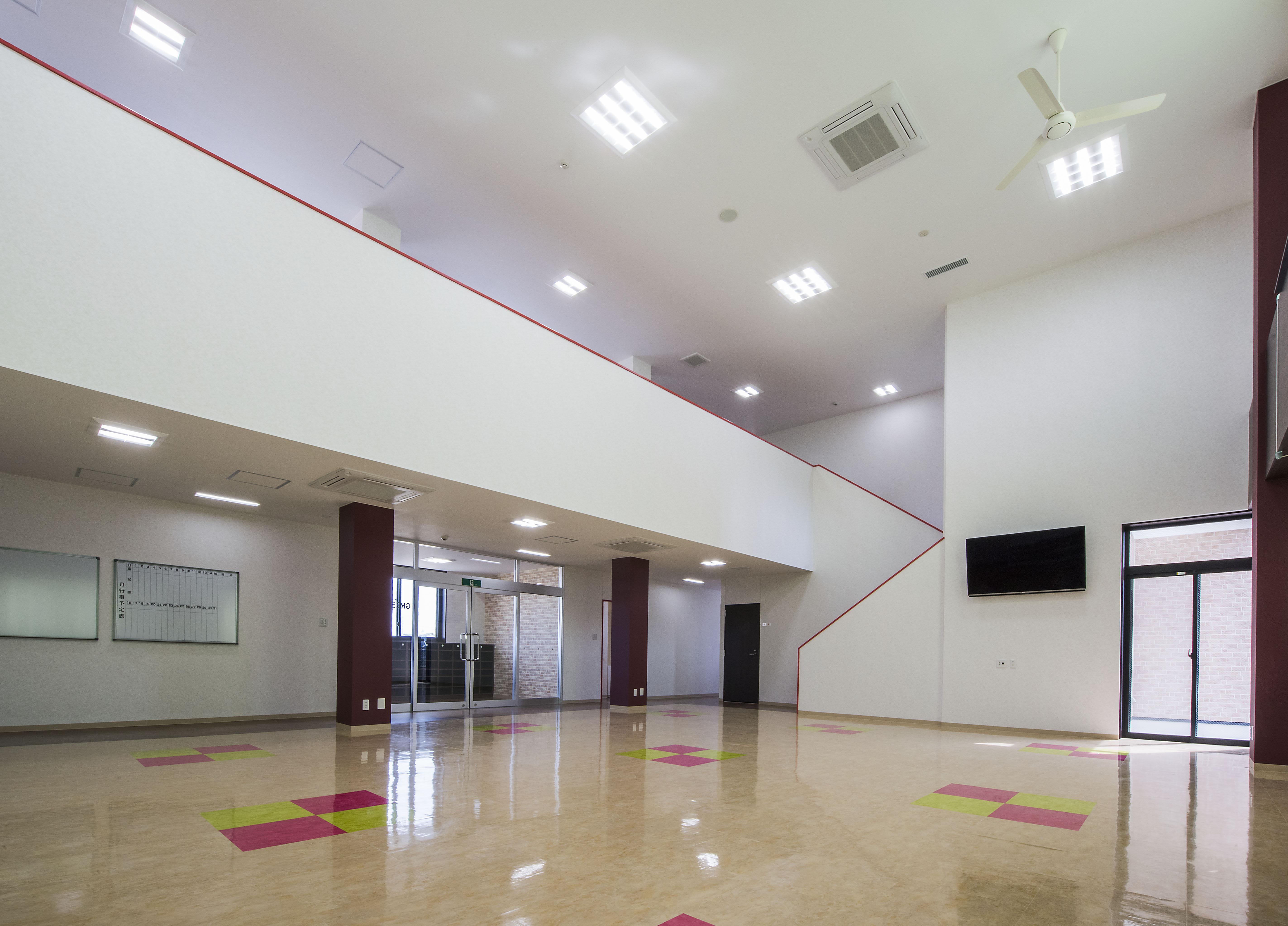 岐阜第一高等学校 グリーンハイツ女子寮 様【設計施工・新築】