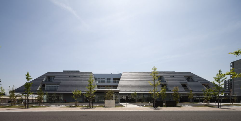 北方町新庁舎【新築】