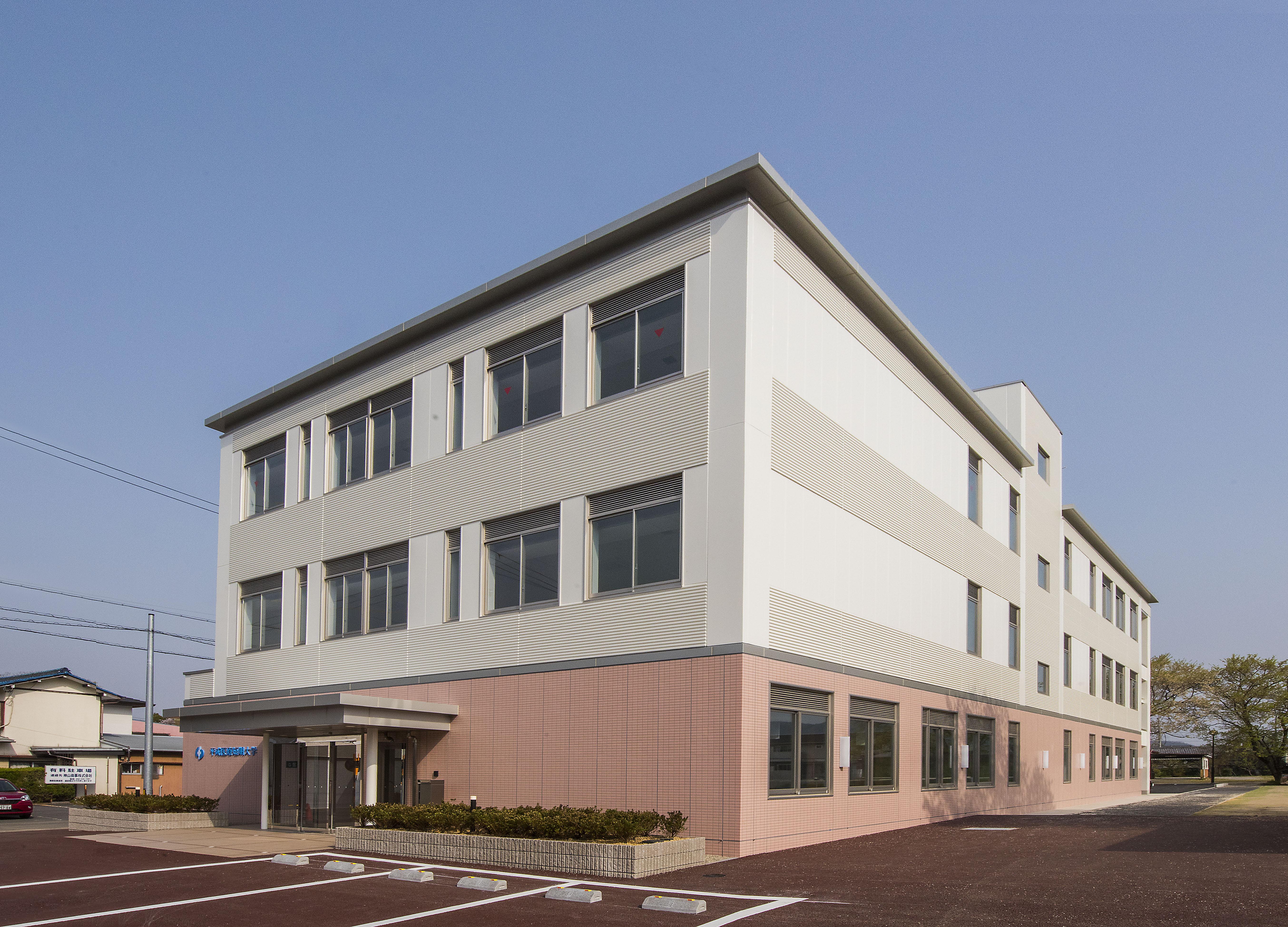 学校法人誠広学園 様 平成医療短期大学校舎 G館 【増築】