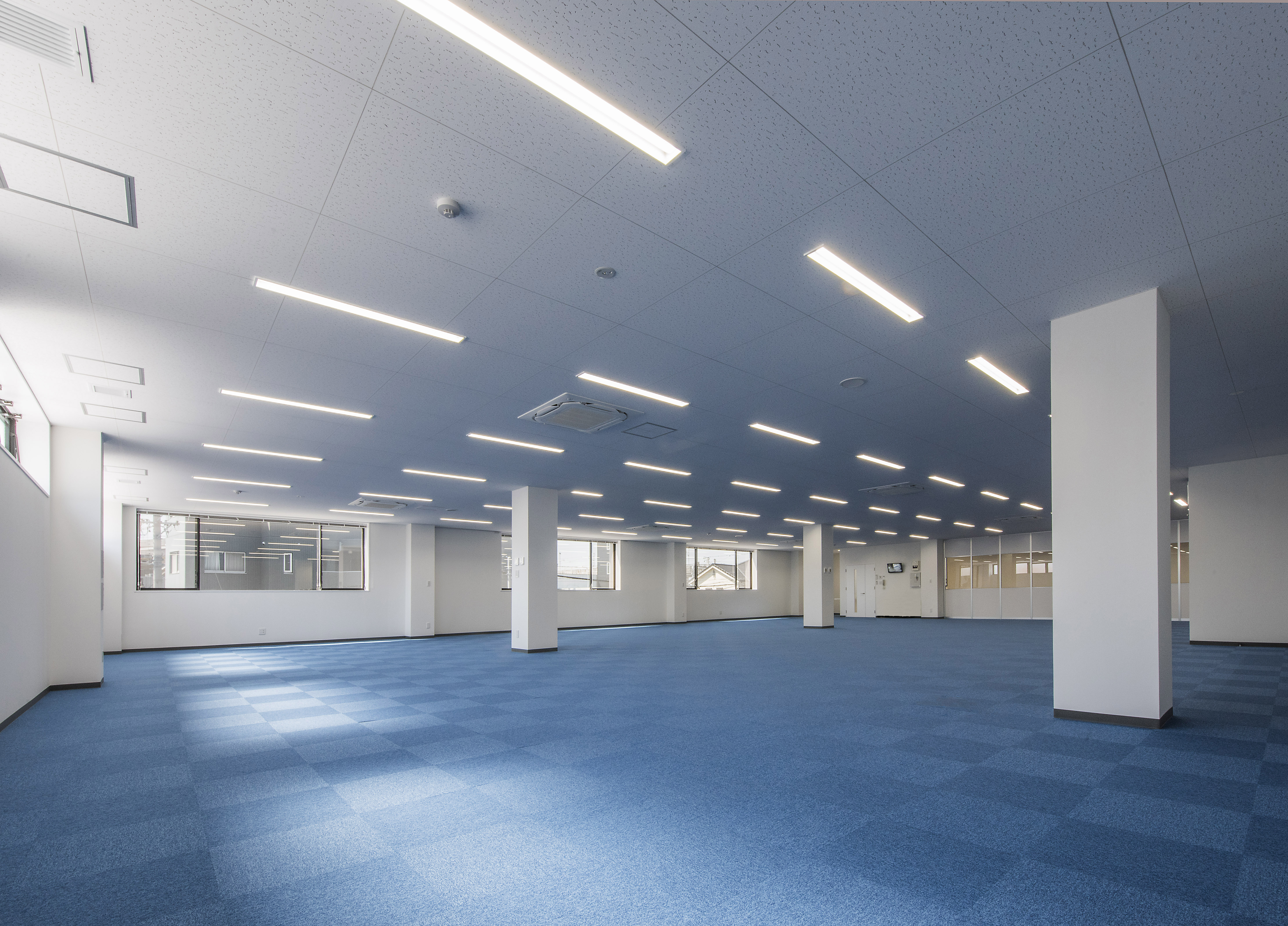 内藤電機株式会社 名古屋支店 様【新築】